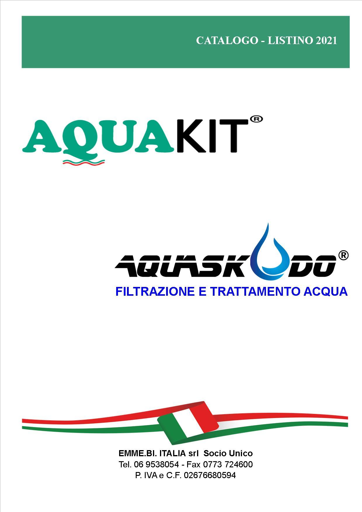 Catalogo Aquakit 2021