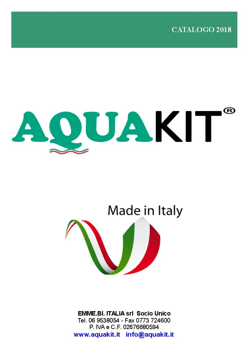 Catalogo Aquakit 2018